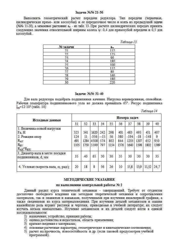 Программа Расчета Подшипников Качения